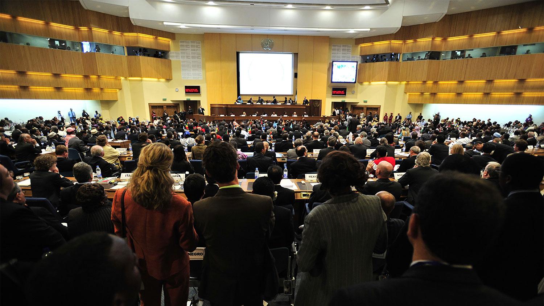 Global Water Summit meeting