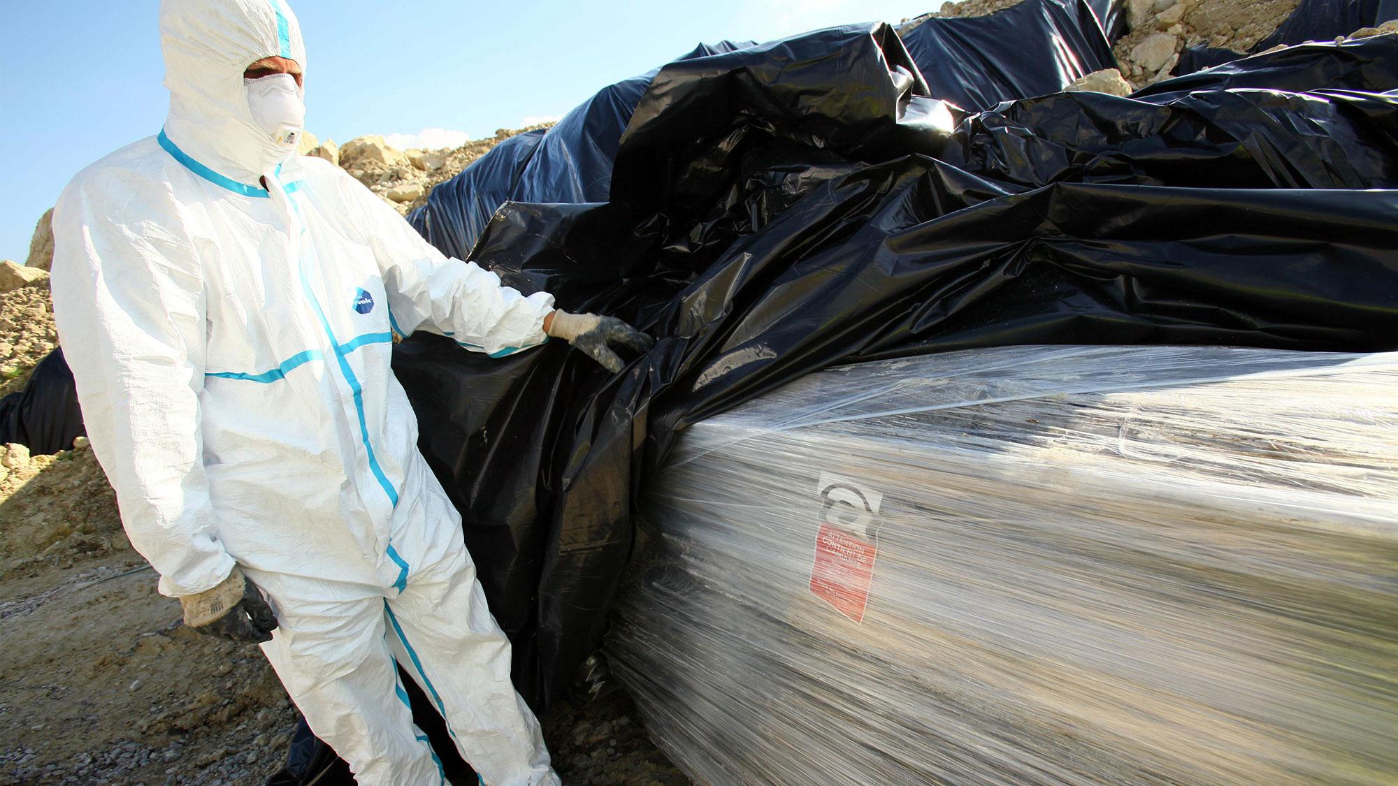危险废物管理