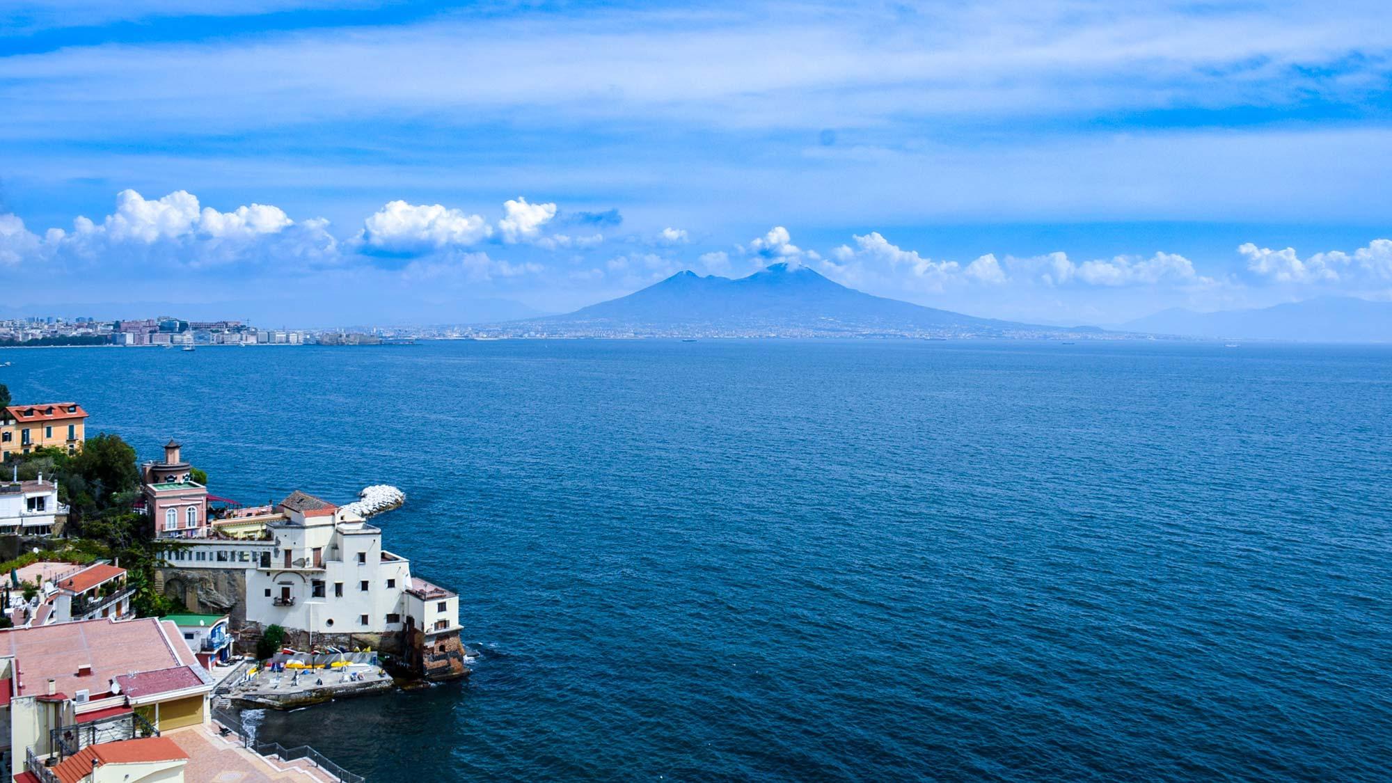 italy sea landscape