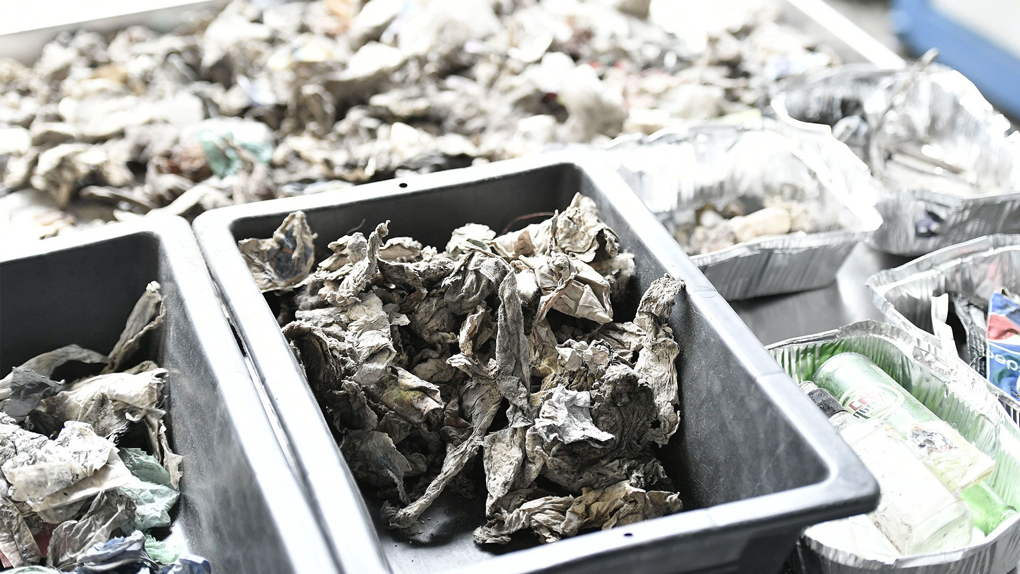 Resource recovery and waste management