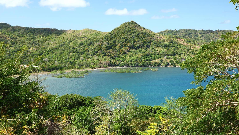 Lagune Mayotte