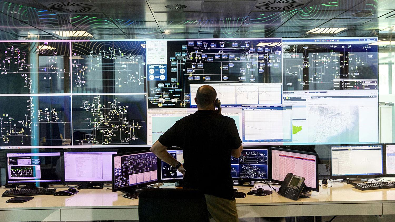 Operational control center