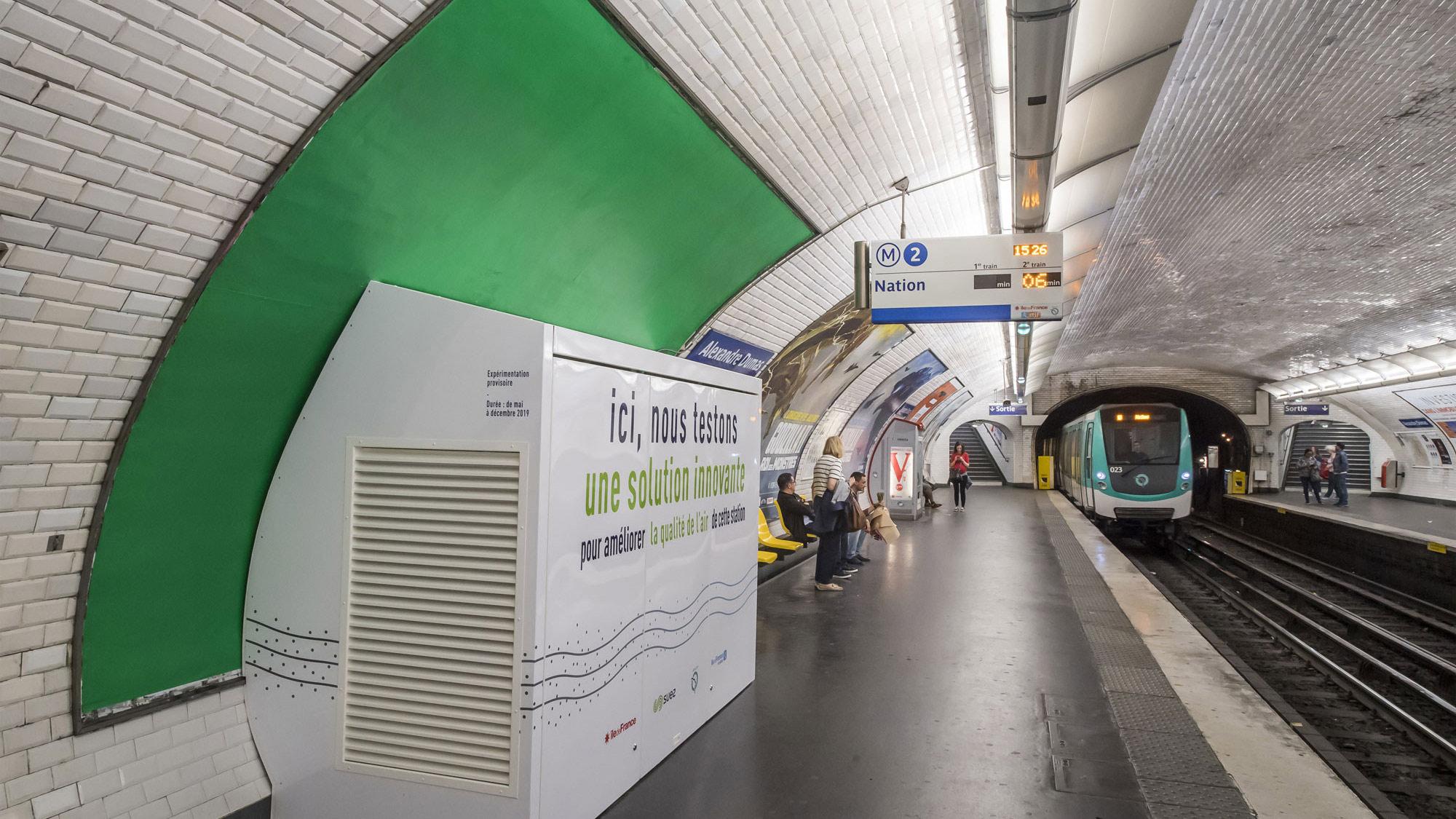RATP IP AIR.