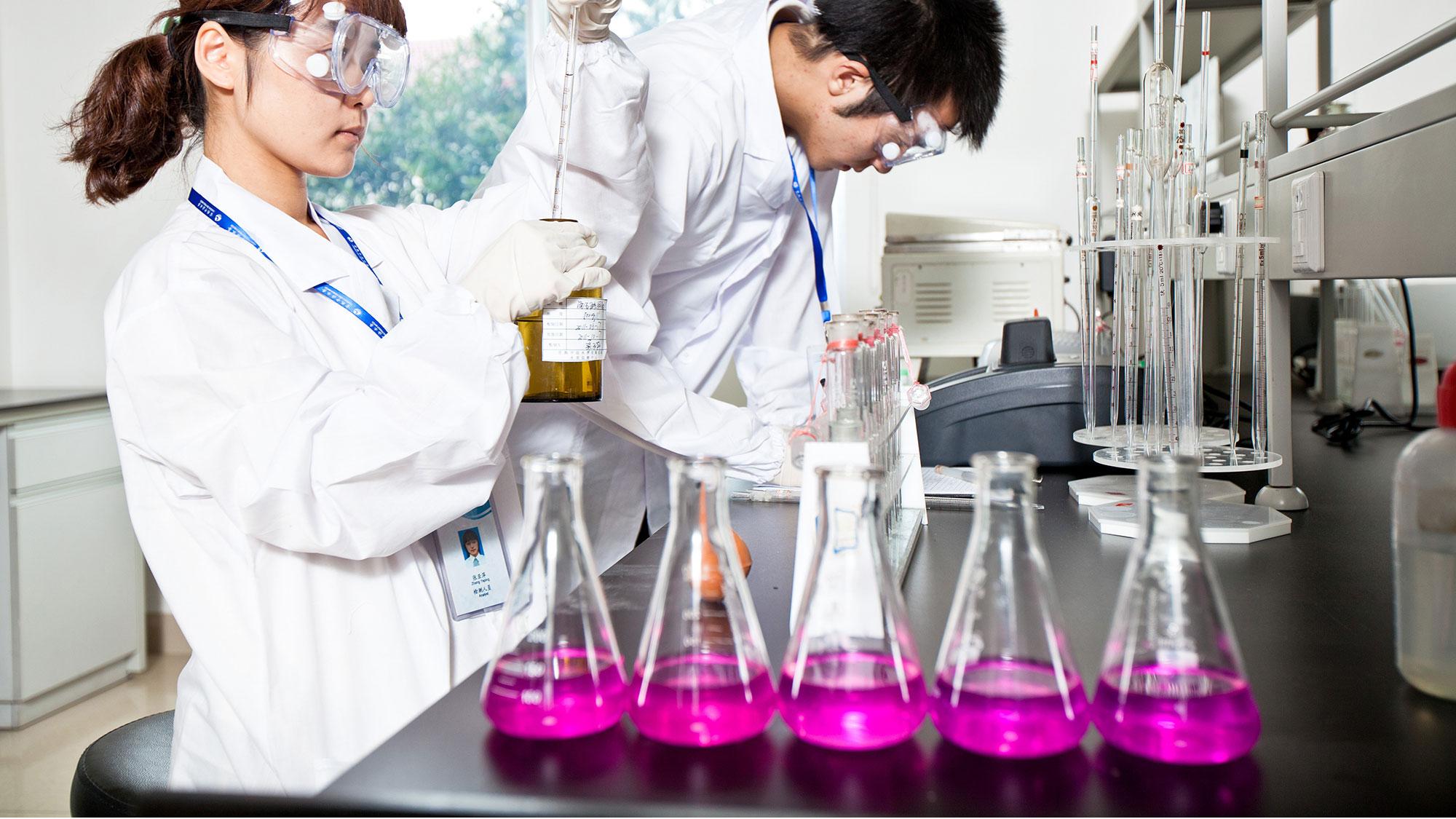 laboratoire SUEZ