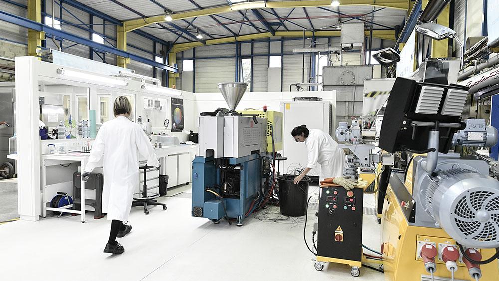 Europe - Nos centres de recherche et d'expertise