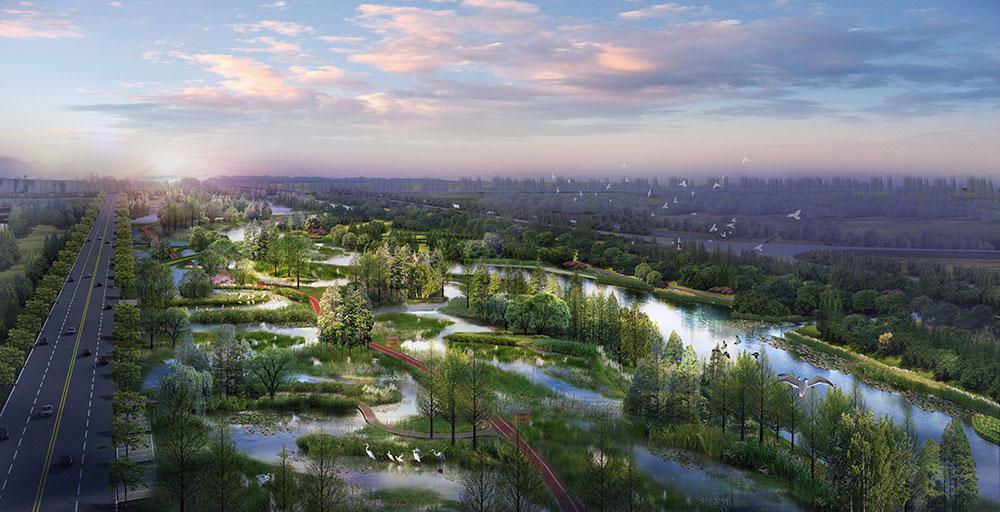 SUEZ réalisera la première Zone Libellule d'un parc industriel en Chine