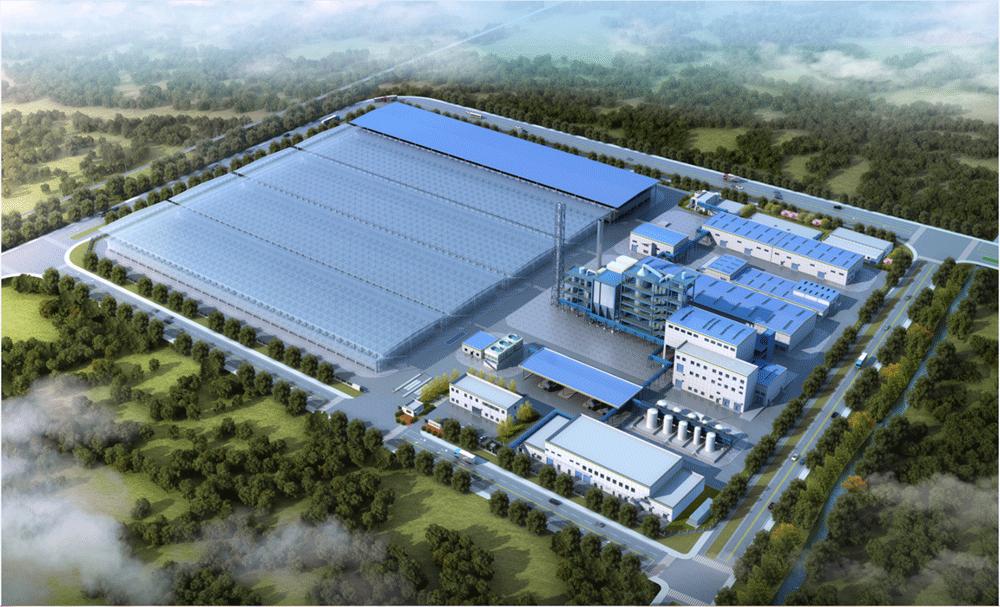 3D Huaibei R and R facility