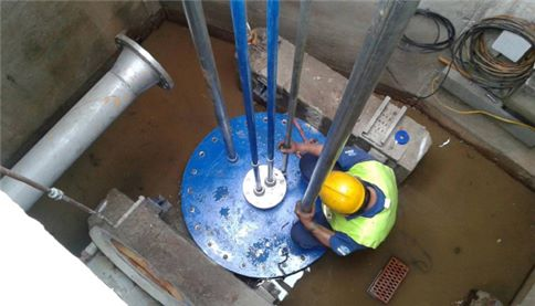 Restoring water wells with liquid CO2 Aqua Freed solution Subsurface Technologies Inc
