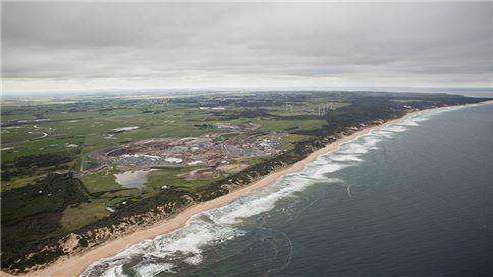 Australia Victoria desalination plant