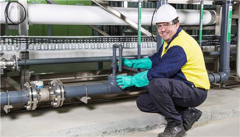 Delta Electricity Australia operation and maintenance of the facility