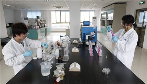 SCIP Research lab for water and waste
