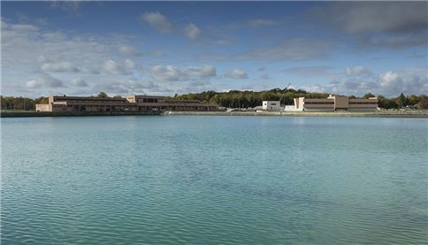 Drinking water treatment plant in Louvenciennes, France   SUEZ
