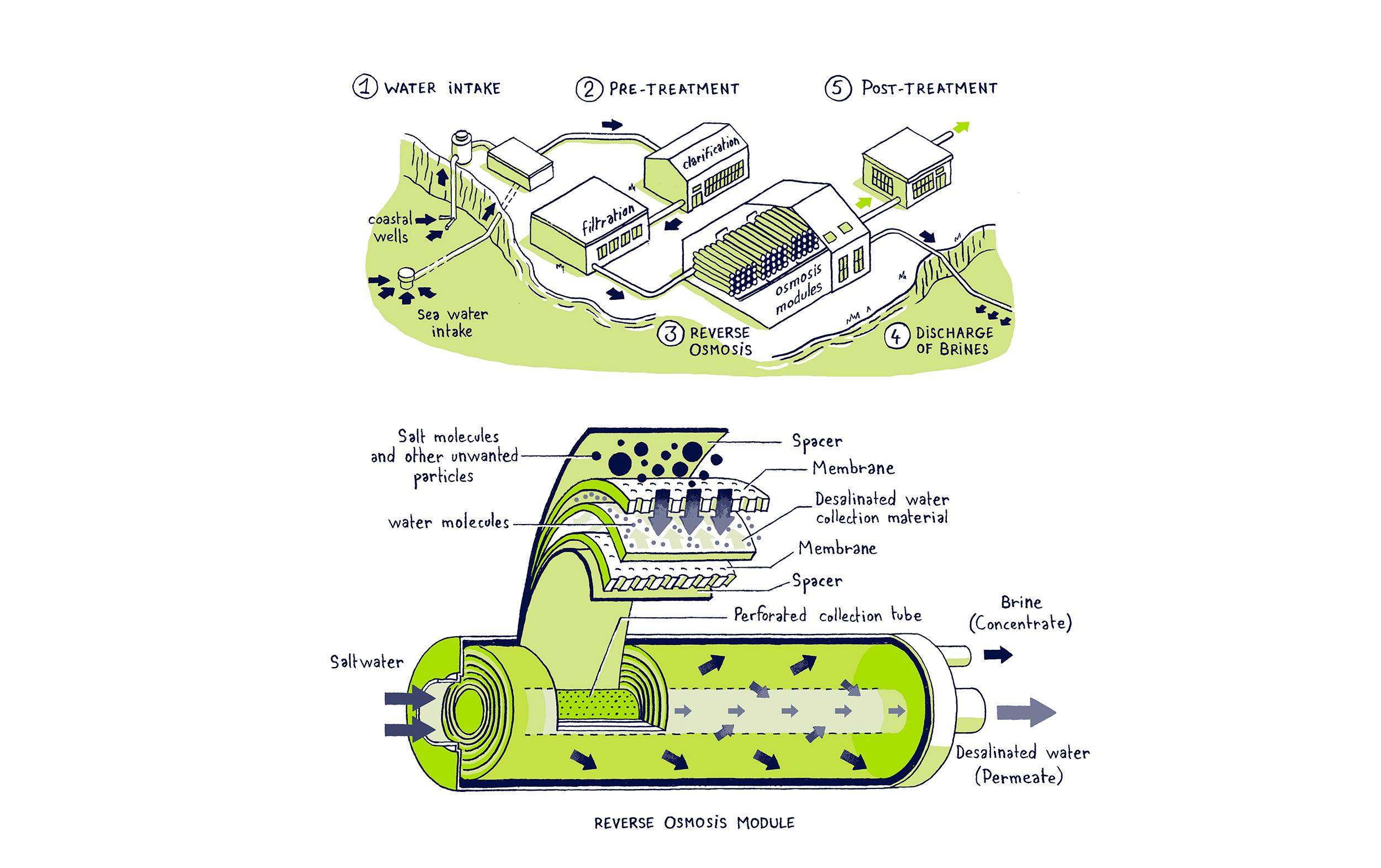 graphic desalination reverse osmosis EN SUEZ