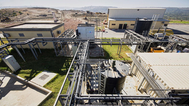 Household waste storage site rehabilitation Meknès, Morocco SUEZ