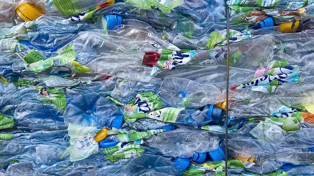 plastics waste recovery