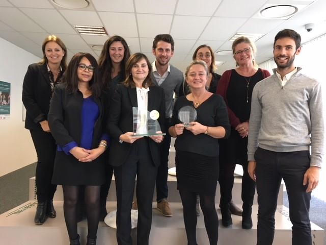 Prix 4e édition des Victoires des Leaders du Capital Humain