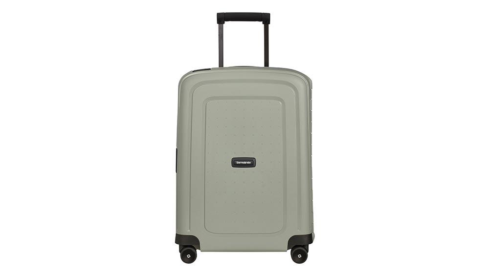 Une valise éco-responsable à partir d'un polymère recyclé