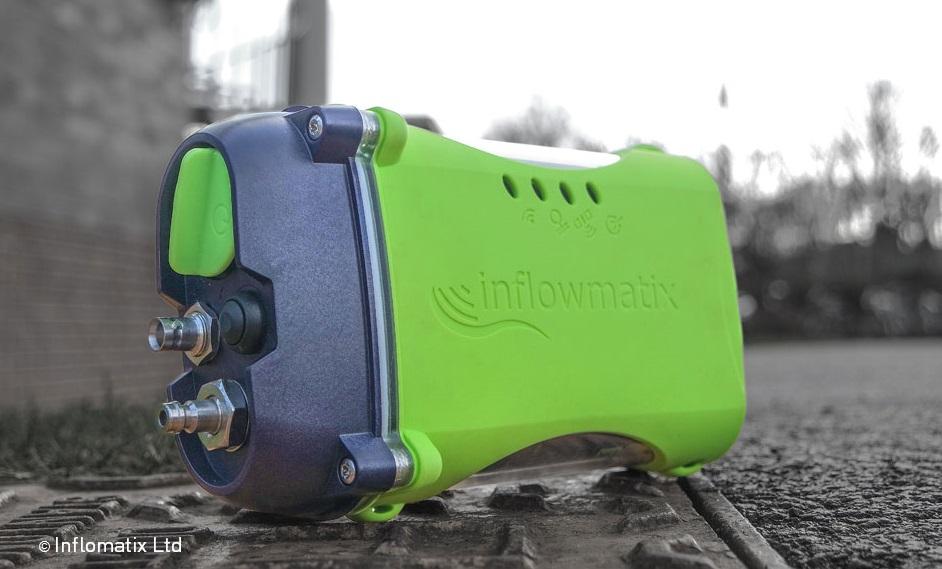sensor Inflowmatix Ltd