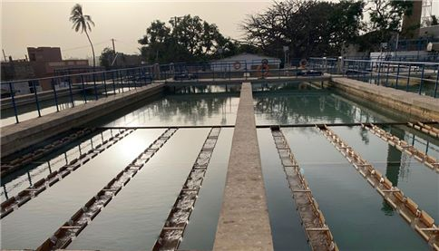 Water plant senegal