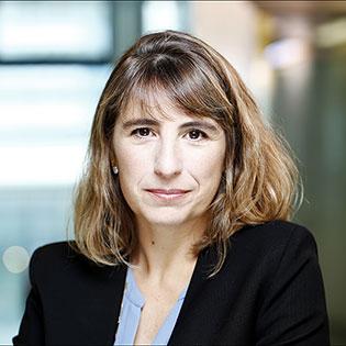 Ana Giros Calpe DG Amérique Latine et Eau Industrielle Europe chez SUEZ