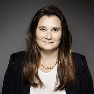 Frédérique Raoult-Directeur Développement Durable et Communication Groupe-SUEZ