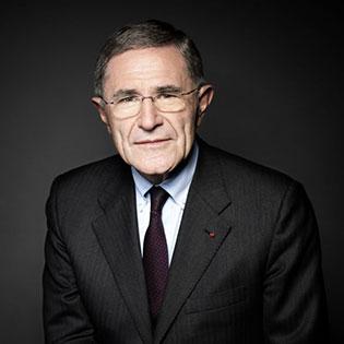 Gérard Mestrallet Président du Conseil d'administration de SUEZ