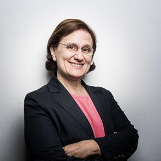 Myriam Bincaille Déléguée générale du Fonds SUEZ initiatives
