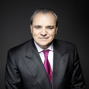 Jean-Louis Chaussade Directeur Général de SUEZ
