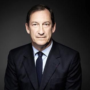 Nicolas Bazire-Independent director-CEO of Groupe Arnault SAS