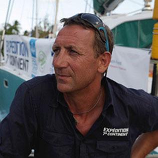 Patrick Deixonne-founder of Expédition 7ème Continent