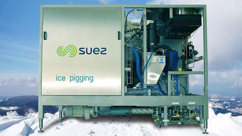 SUEZ Ice Pigging