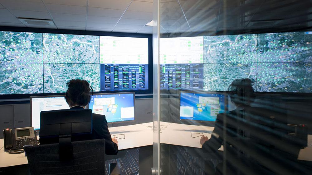 Smart Operation Center-SUEZ