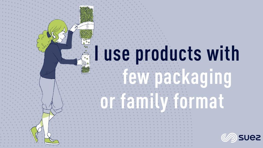 Capsule Products with few packaging or family format