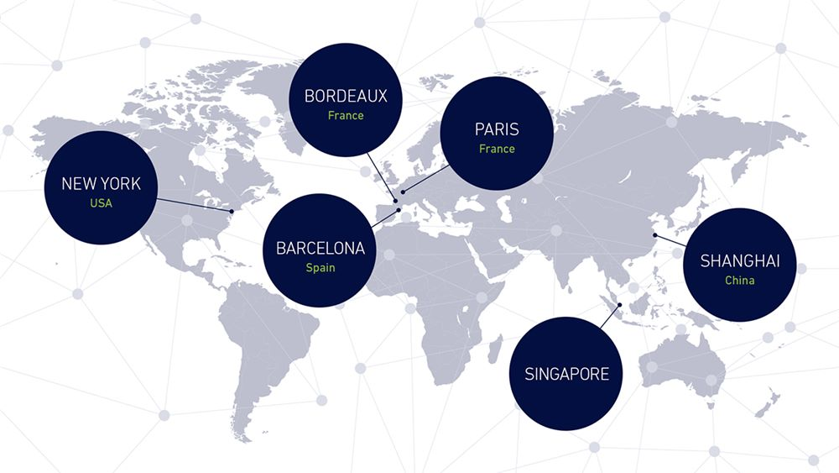 map-SUEZ's competences centres