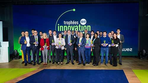 SUEZ Trophees innovation 2018