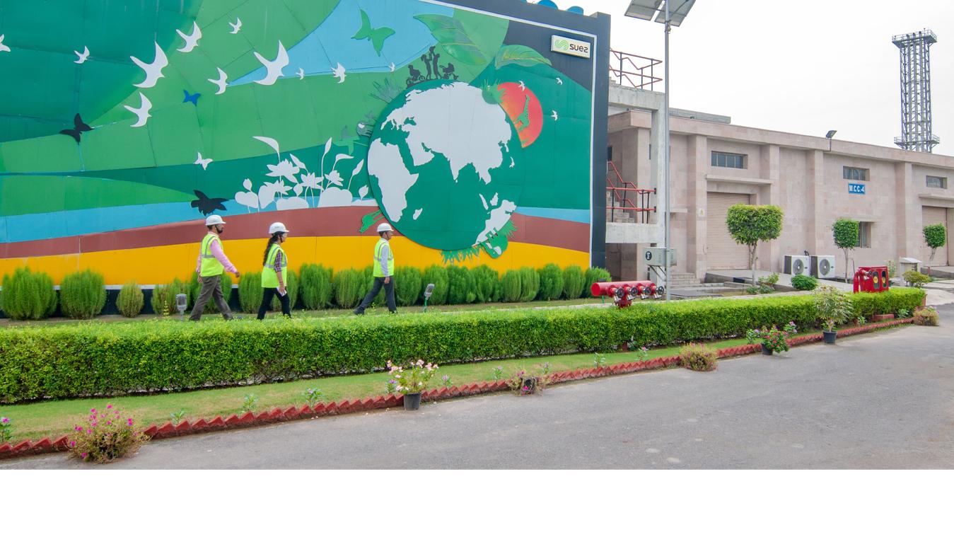 delhi gate nallah stp reducing water pollution creating value
