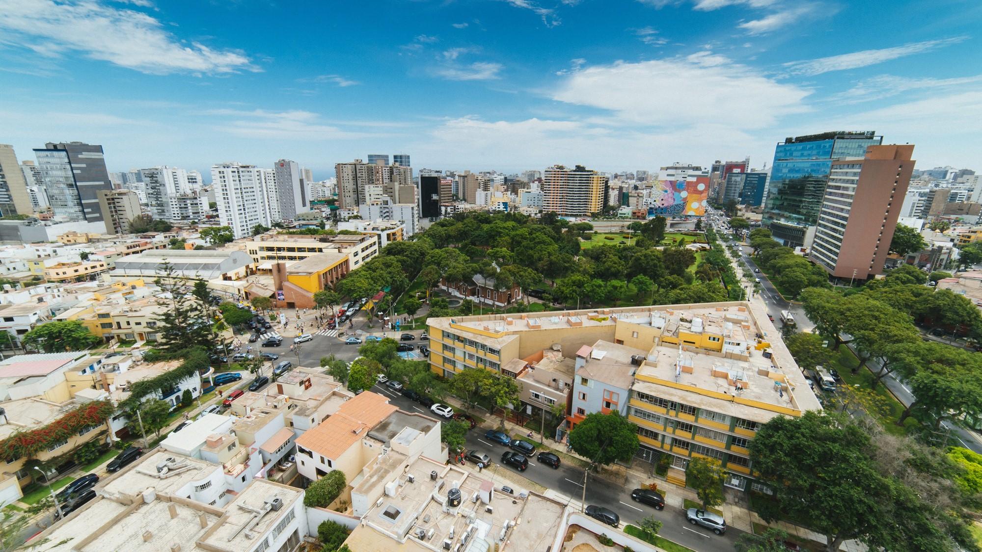 Imagen de la ciudad de Lima