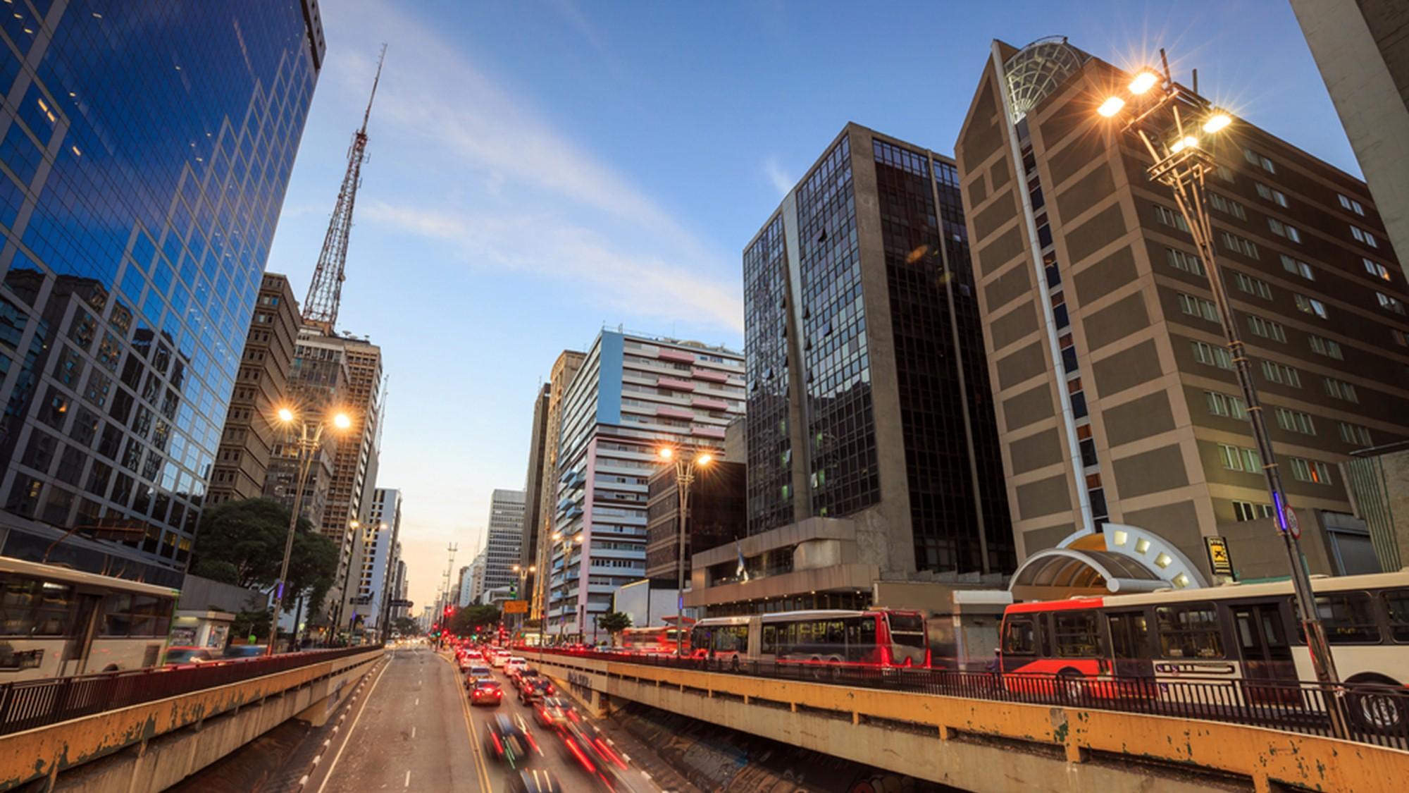 Imagem da cidade de São Paulo