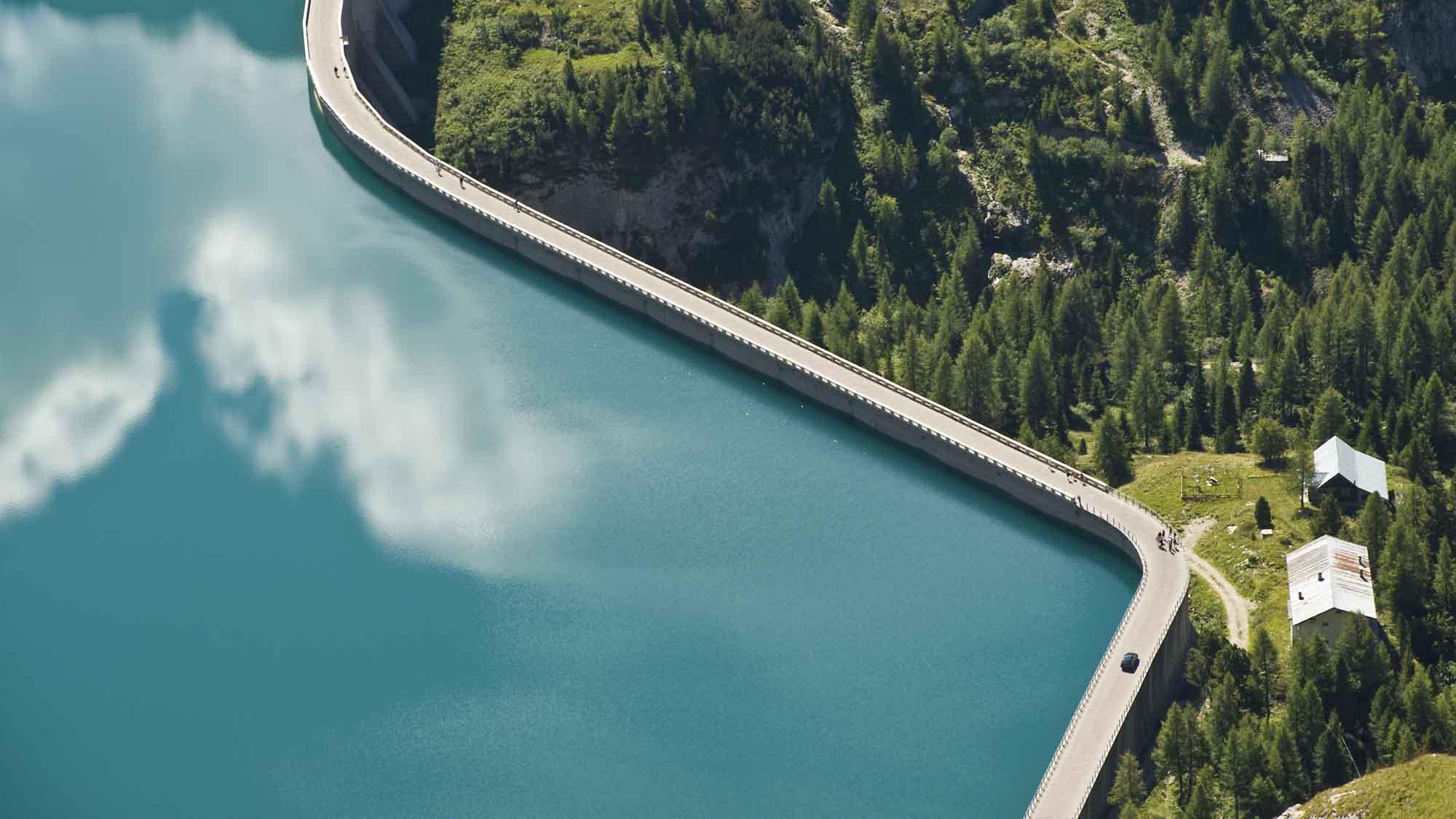 SUEZ wastewater treatment plant