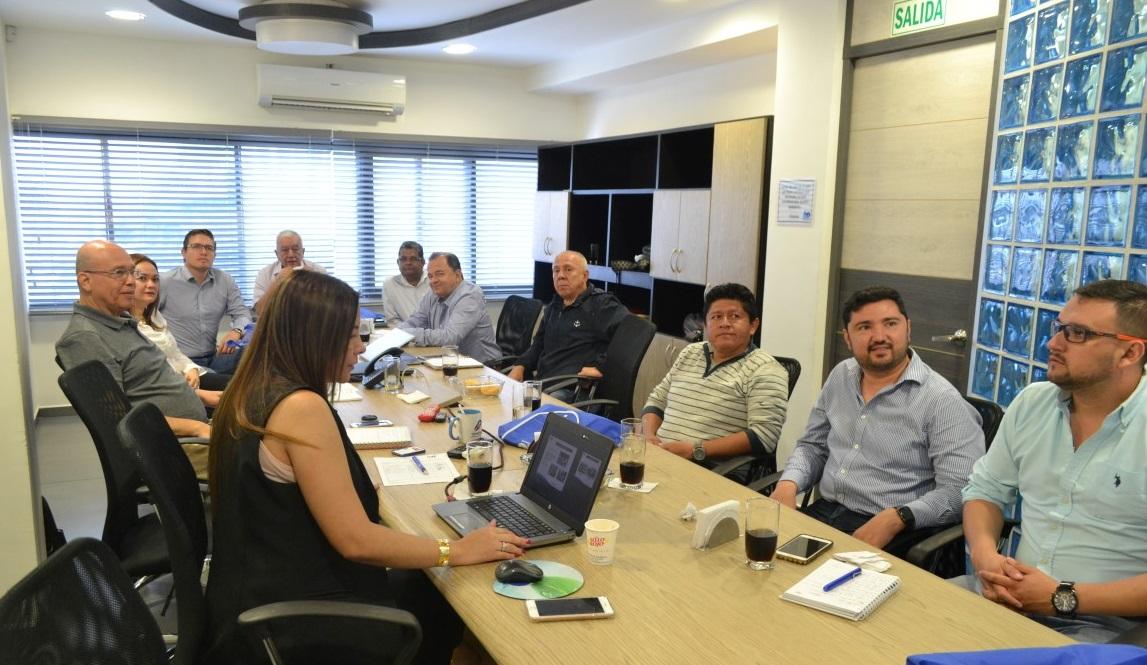 SUEZ Noticia SUEZ comparte sus conocimientos tecnicos con Ecuador