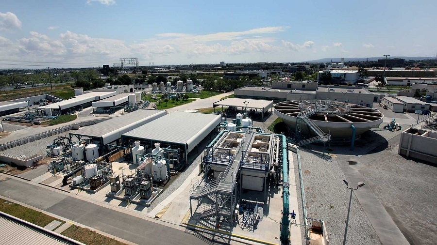 SUEZ Renova contrato usinas de reciclagem de guas residuais nos Estados Unidos
