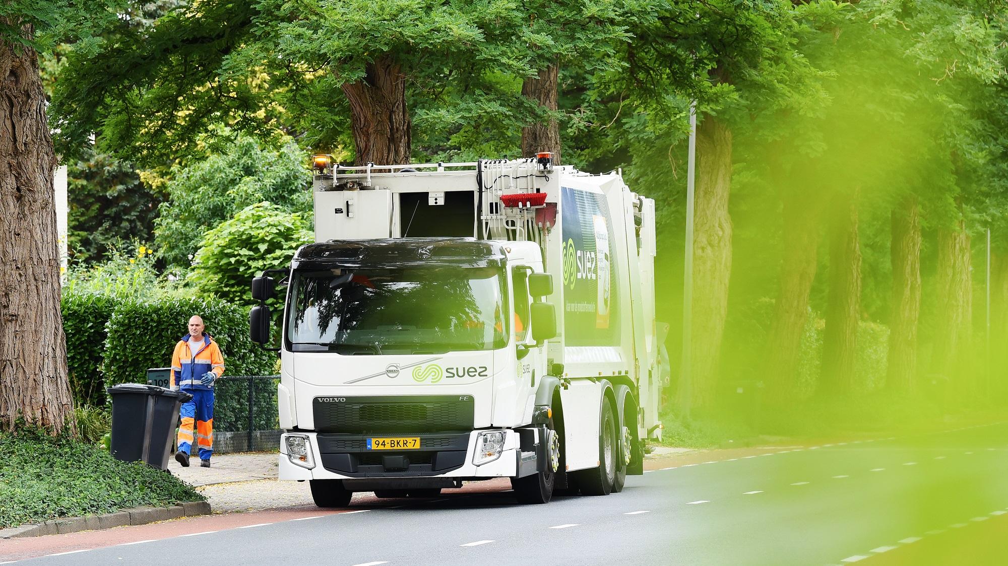 suez header coronavirus vuilniswagen 3