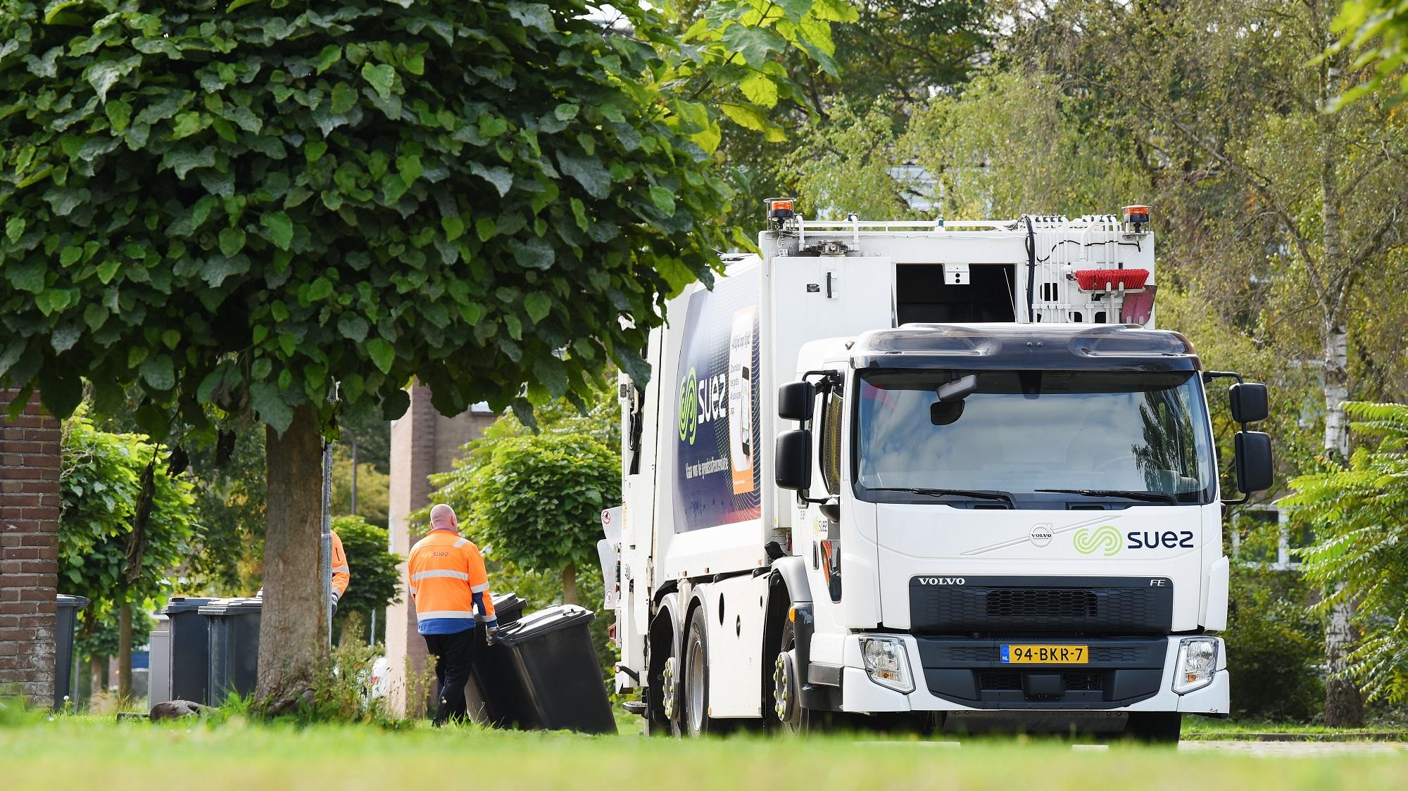 suez header coronavirus vuilniswagen 4