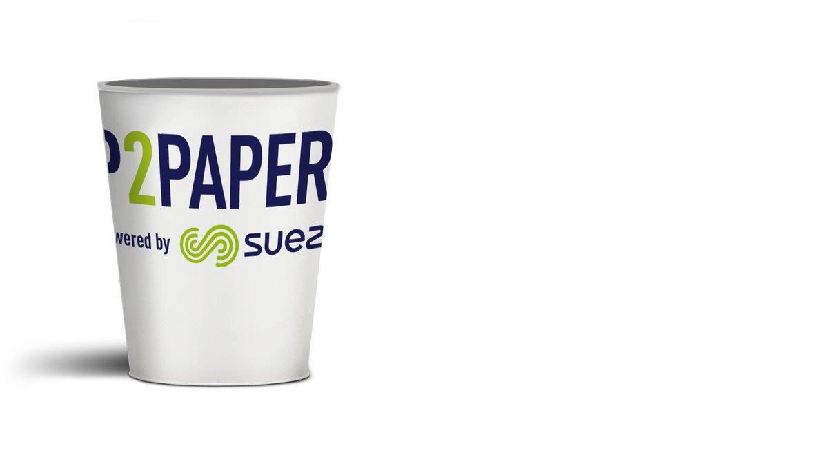 SUEZ Cup2Paper