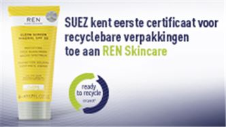suez persbericht REN Skincare
