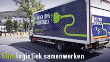 SUEZ Slim logistiek samenwerken Amsterdam
