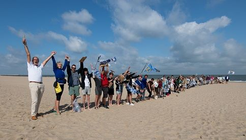 suez boskalis beach cleanup tour 1