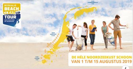 suez boskalis beach cleanup tour aankondiging