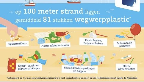 suez boskalis beach cleanup tour infographic