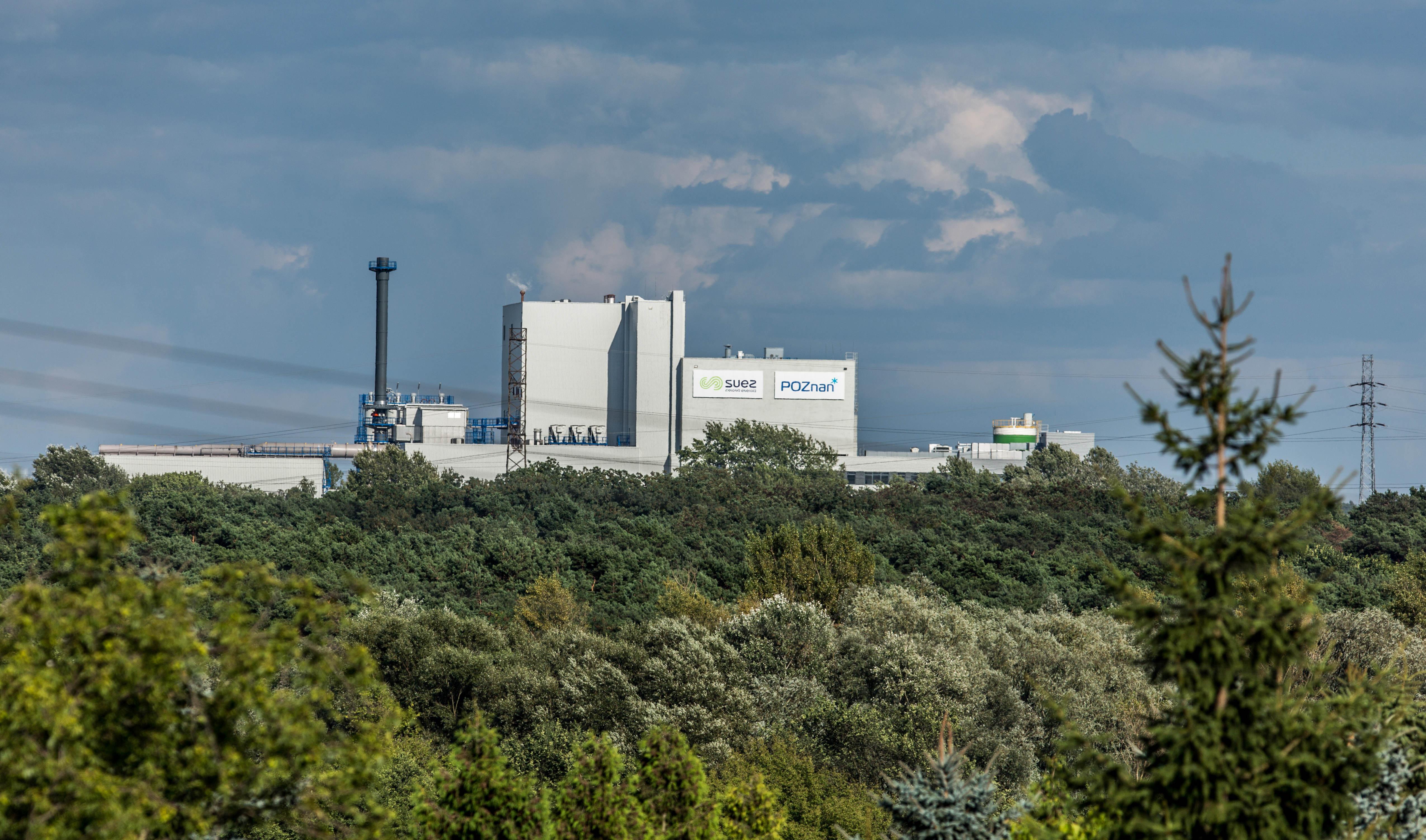 SUEZ   Instalacja Termicznego Przetwarzania Odpadow Komunalnych w Poznaniu